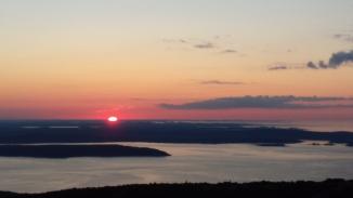 Sunrise Acadia National Park